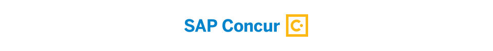 Concur Expense Reports That Write Themselves