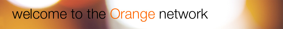 Orange slideshare network