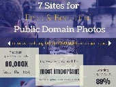 7 Sites for Free & Beautiful Public...