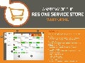 Anatomy of the RES Service Store