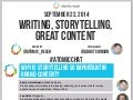 Writing, Storytelling, Great Content