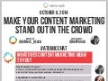 Make Your Content Marketing Stand Out In the Crowd