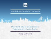 Audience 360 Nederland 2014 INFOGRAPHIC