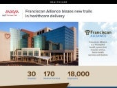 Franciscan Alliance Blazes New Trails in Healthcare Delivery