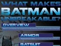 How Unbreakable Is Batman's Armor?