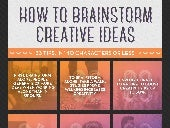 33 Brainstorming Tips, in 140 chara...