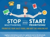 Why Salespeople Need to Stop Multitasking and Start Prioritizing