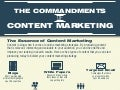The Commandments of Content Marketing