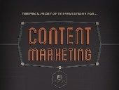 Content Marketing with Presentations