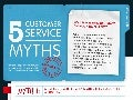 5 Customer Service Myths