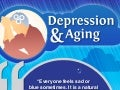 Depression and Aging Infographic