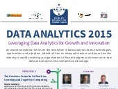 Earley Executive Roundtable Summary - Data Analytics