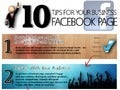 10 Facebook Tips For Your Business Page INFOGRAPHIC