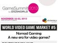 DigiWorld Game Summit - World Video Game Market #5
