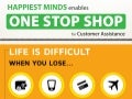 Case study: one-stop shop for customer assistance - Happiest Minds