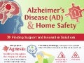 [INFOGRAPHIC] Alzheimer's Disease (AD) & Home Safety