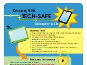 How To Keep Your Kids Tech-Safe In Today's Media World
