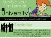 How To Survive Your First University Term