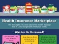 Health Insurance Marketplace Infographic