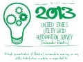 [Infographic] 2013 U.S. Utility Grid Automation Survey (Part 2)