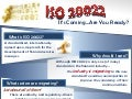 ISO 20022: It's Coming…Are You Ready?