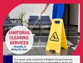 Janitorial Services in Boise – Reasons to Hire!