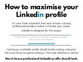 LinkedIn in simple terms