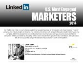LinkedIn Reveals 10 Most Engaged Marketers