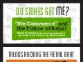 "[INFOGRAPHIC] Do Stores Get ME? ""Me-Commerce and the Future of Retail"