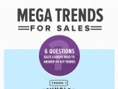 [Infographic] Megatrends for Sales