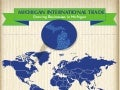 Infographic: Michigan International Trade: Growing Businesses In Michigan