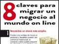 8 claves para migrar un negocio al mundo 'on line'