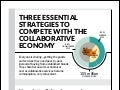The New Rules of the Collaborative Economy: 3 Essential Strategies to Compete