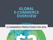 [Infography] Global ecommerce overview