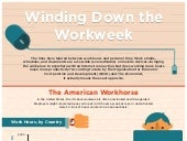 Infographic: Winding Down the Workweek