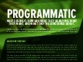 Programmatic: What's Really Going On?