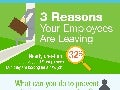 3 Reasons Your Employees Are Leaving