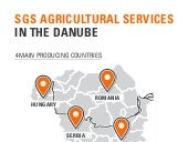 SGS Agricultural Services in the Danube