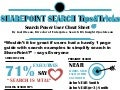 SharePoint Enterprise Search Tips and Tricks Infographic