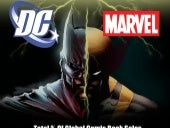 Superheroes DC vs Marvel, Which Sid...