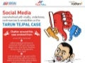 How the Tejpal case created a Tehelka across Social Media