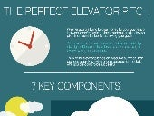 The 7 Key Components of a Perfect Elevator Pitch by @noahparsons
