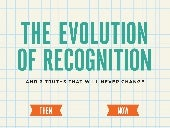 The Evolution of Recognition
