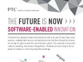 The Future is Now – Software-Enabled Innovation