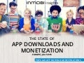 The State of App Downloads and Monetization Infographic : Europe Q2 2015