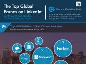 10 Most Influential Brands on LinkedIn