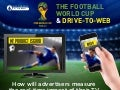"[Infographic] World Cup 2014 & TV tracking: How can you measure ""drive-to-web""?"