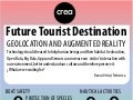 Infographic: Future Tourist Destination by Francis Ortiz