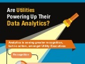 INFOGRAPHIC: Are Utilities Powering Up Their Data Analytics?