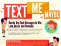 Text Me Maybe Infographic